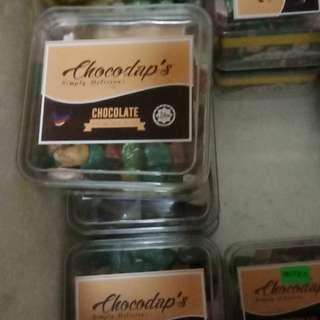chocodaps coklat