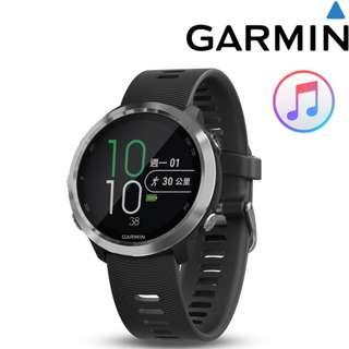 Garmin - Forerunner 645M附帶音樂功能 黑色 - 中文版 (兼容簡體及繁體中文)