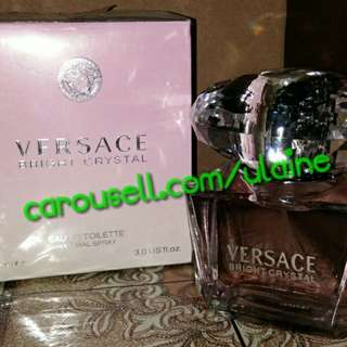 Versace Bright Crystal (Authentic)
