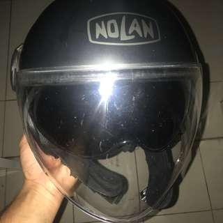 Nolan N21 helmet