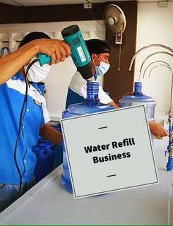Water Refill Business