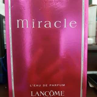 Preloved Lancome Miracle original