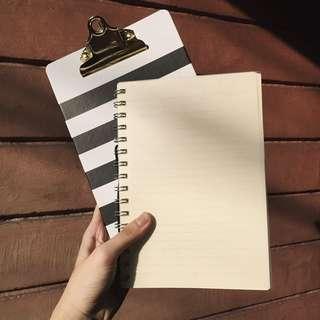Clipboard & Notebook bundle!