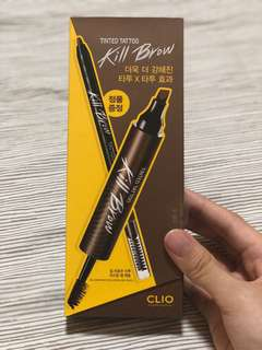 Clio Kill Brow Tinted Tattoo