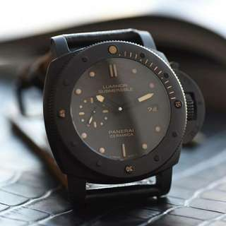 Panerai Submersible Ceramica