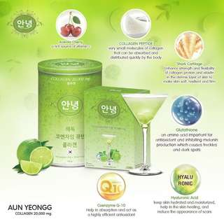 Aunyeongg Lime Collagen