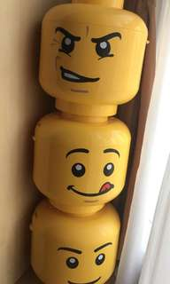 LEGO Storage HEAD Large!