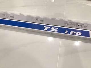 T5 LED Lighting - 4 ft Tri Color