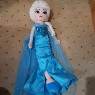 Frozen - Princess Elsa plush