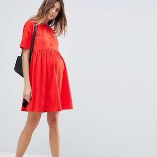BNWT ASOS maternity dress uk20