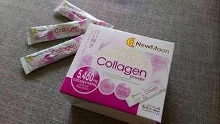 New Moon Collagen Powder