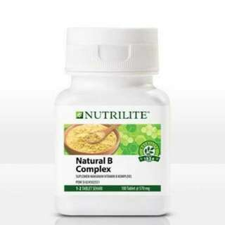 AMWAY NATURAL B COMPLEX