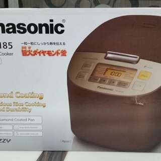 Panasonic SR-ZS185 Electric Rice Cooker