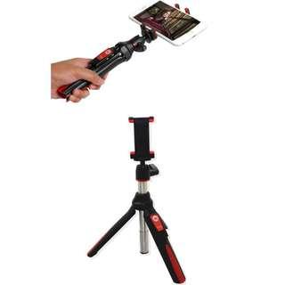 MeFOTO 鋁合金自拍腳架/三腳架/自拍棒 (附藍芽遙控器)  直播神器