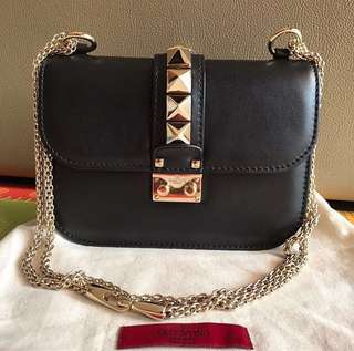 Valentino glam lock small