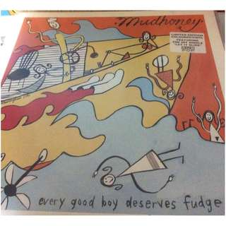 Vg+ Nm ltd colored grey mudhoney every boy ... record vinyl subpop 91 german press original not reissue
