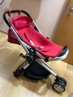Quinny Buzz 3 Wheel Stroller