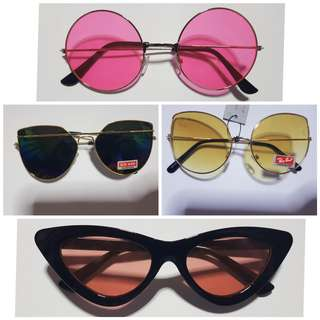 Sunnies sunglasses rayban buy 1 take 1