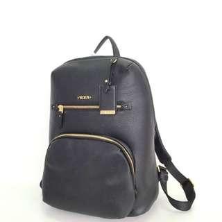 Tumi halle leather