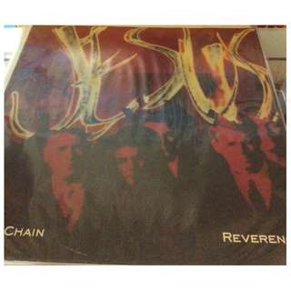 "Vg+ jesus and mary chain 12""record vinyl reverence indie alt"