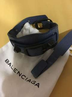 Preloved AUTHENTIC Balenciaga Arena bracelet