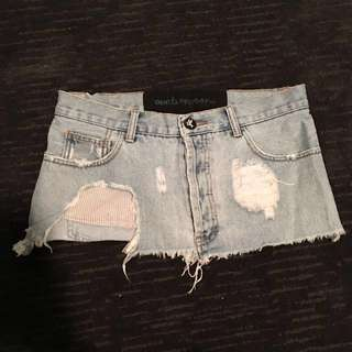 Oneteaspoon Denim Skirt