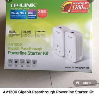 TP-Link AV1200 Pass Through