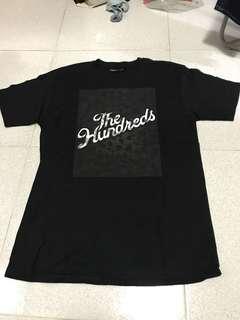 New The hundreds t-shirt