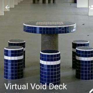 Virtual Void Deck