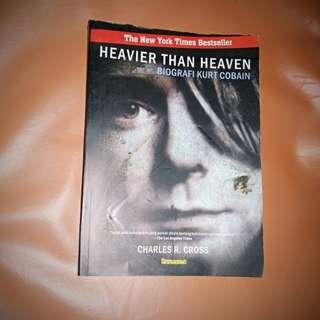 Buku Heavier Than Heaven Kurt Cobain