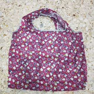 Hello Kitty Recycle Tote Bag