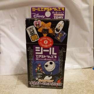 Disney 聖誕怪傑 Jack 貼紙機 (不需入電)