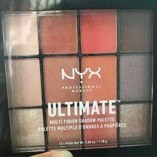 Nyx Ultimate eyeshadow