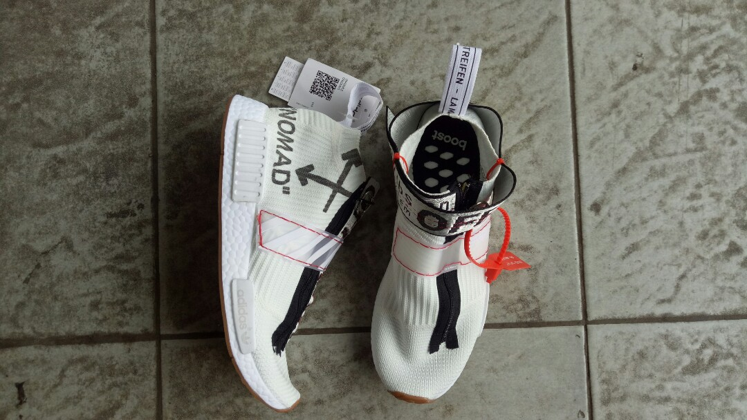 1fa2050e9 ADIDAS NMD CS2 X OFF WHITE