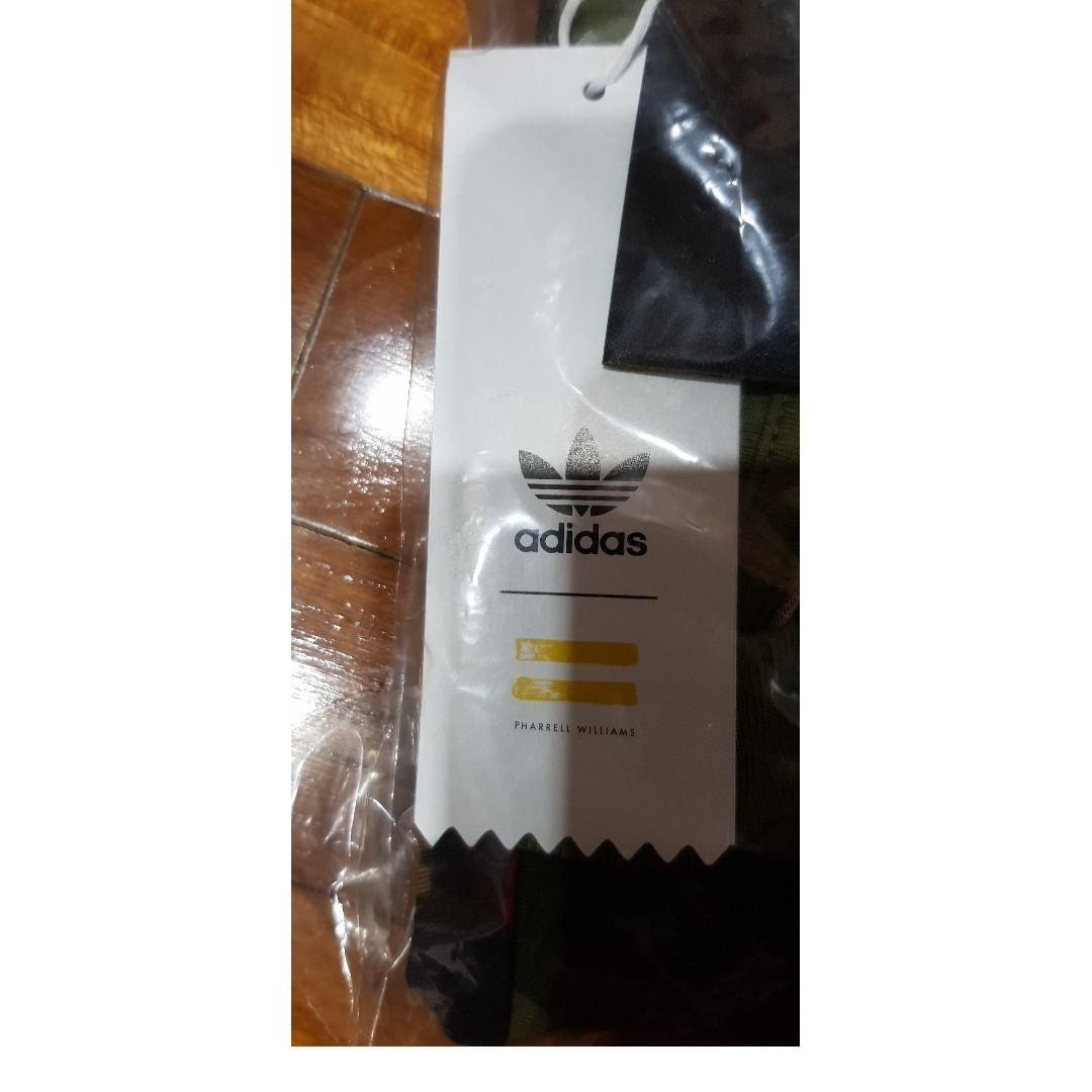 d08c622605cec Adidas x Pharrell Williams Hu Hiking Boxy T-Shirt