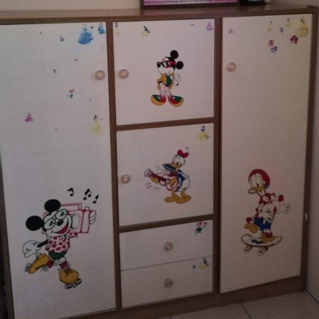 Almari Baju Kanak2 Home Furniture