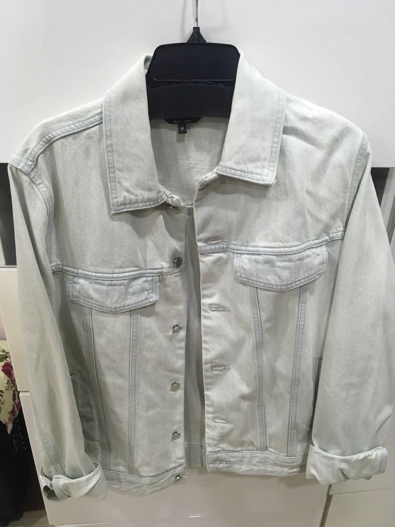 APC denim jacket