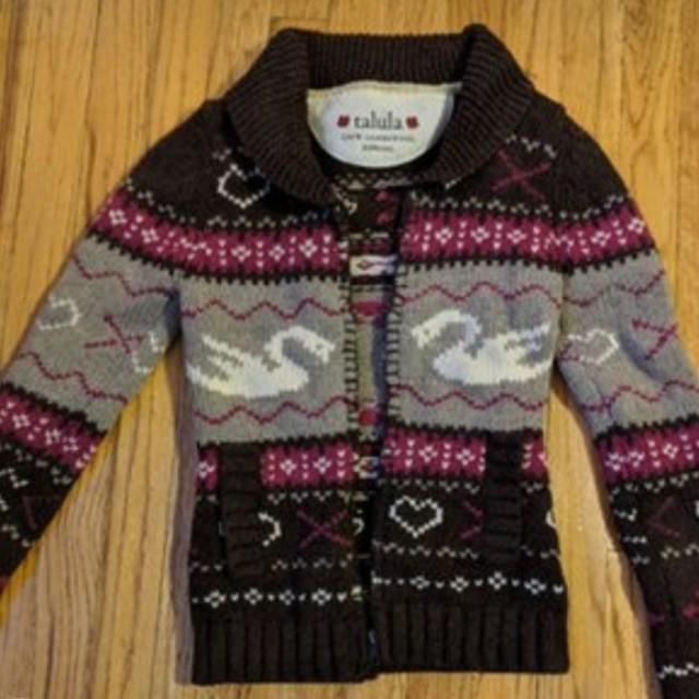 Aritzia Talula wool sweater