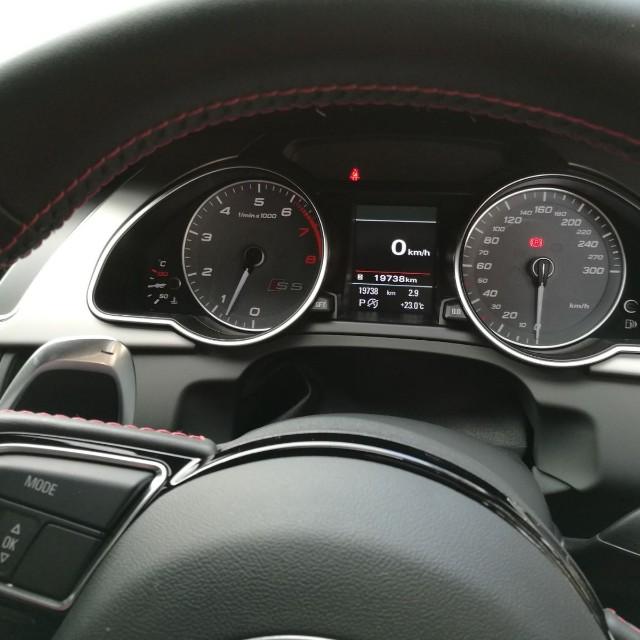AUDI S5 3.0 QUATTRO 2014