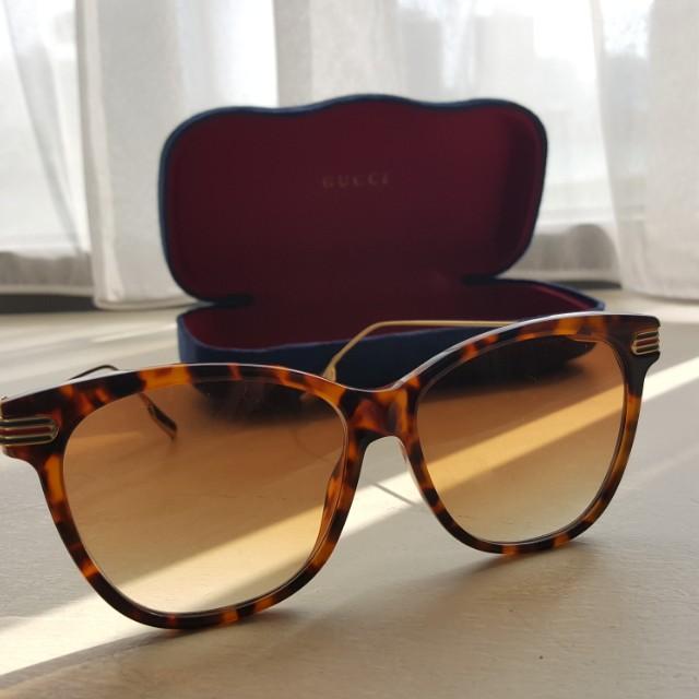 pretty nice ae2cb b2dda Authentic Gucci Sunglasses