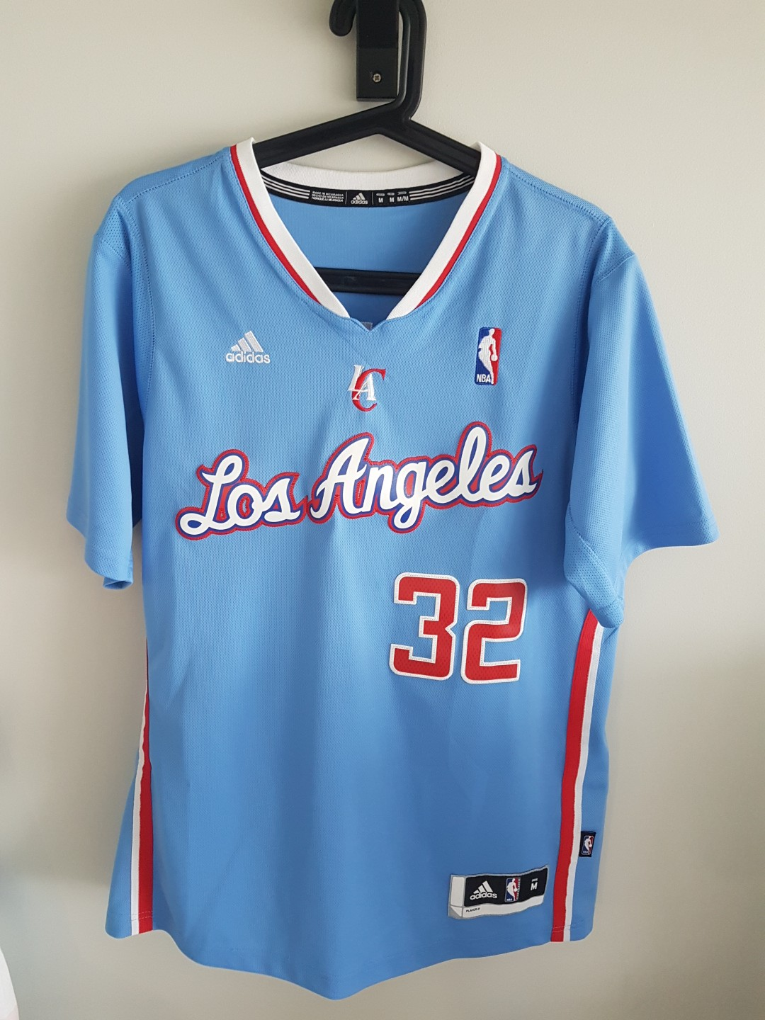 brand new 00838 4b085 Authentic NBA LA Clippers Jersey Blake Griffin, Sports ...