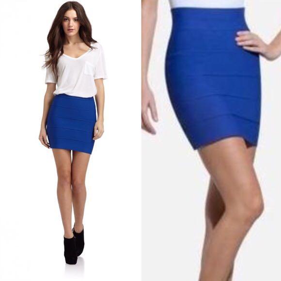 BCBG bandage skirt size 0 xs