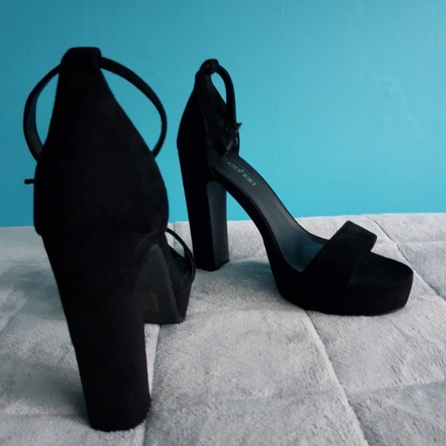 Boohoo Platform heel