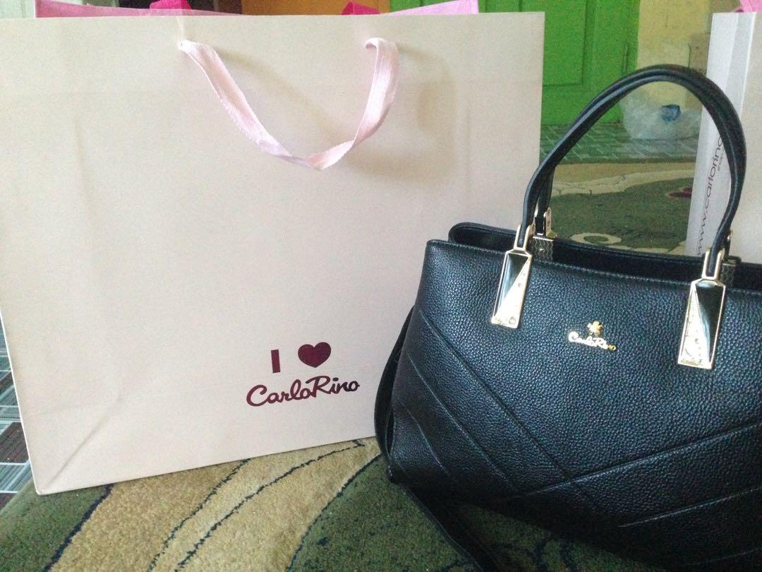 c9a70eed914c Carlo rino original handbag