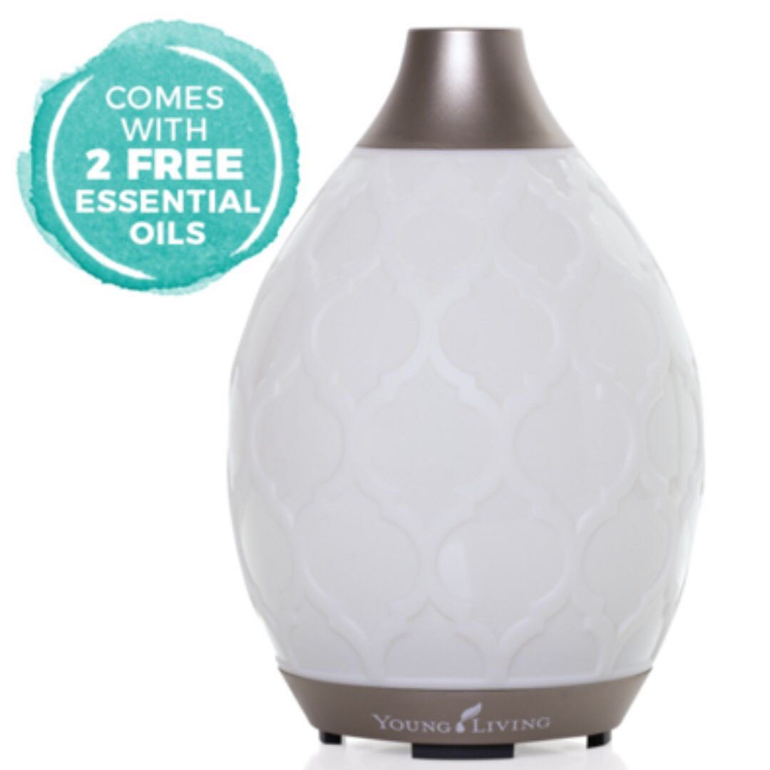 young living desert mist diffuser manual