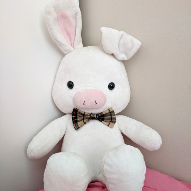 "*REDUCED* Dream Toy Pig Rabbit from ""You Are Beautiful"""