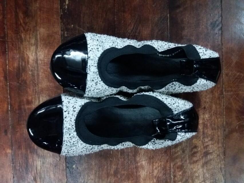 Foldable Shoes