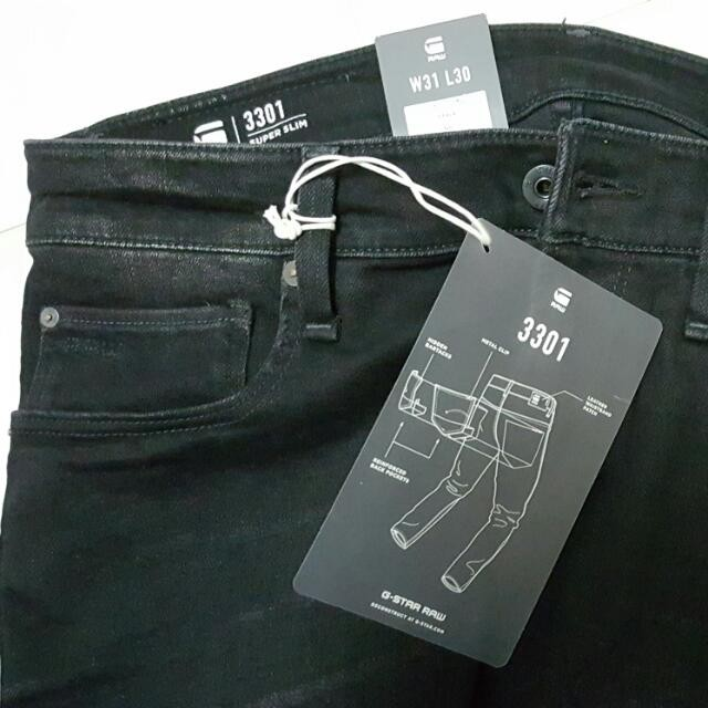 a8aa4c94 G-STAR RAW JEANS, Men's Fashion, Clothes on Carousell