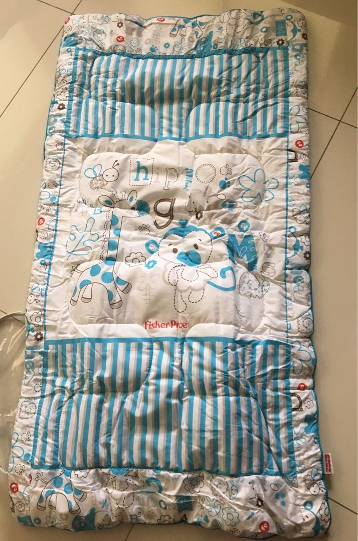 Hello Dolly Baby Comforter
