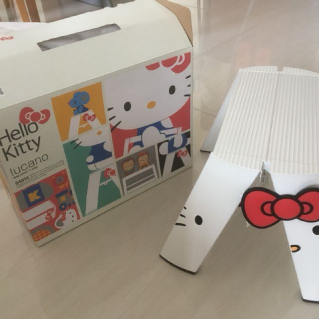 Tremendous Hello Kitty Lucano Step Stool 1 Step Babies Kids Caraccident5 Cool Chair Designs And Ideas Caraccident5Info